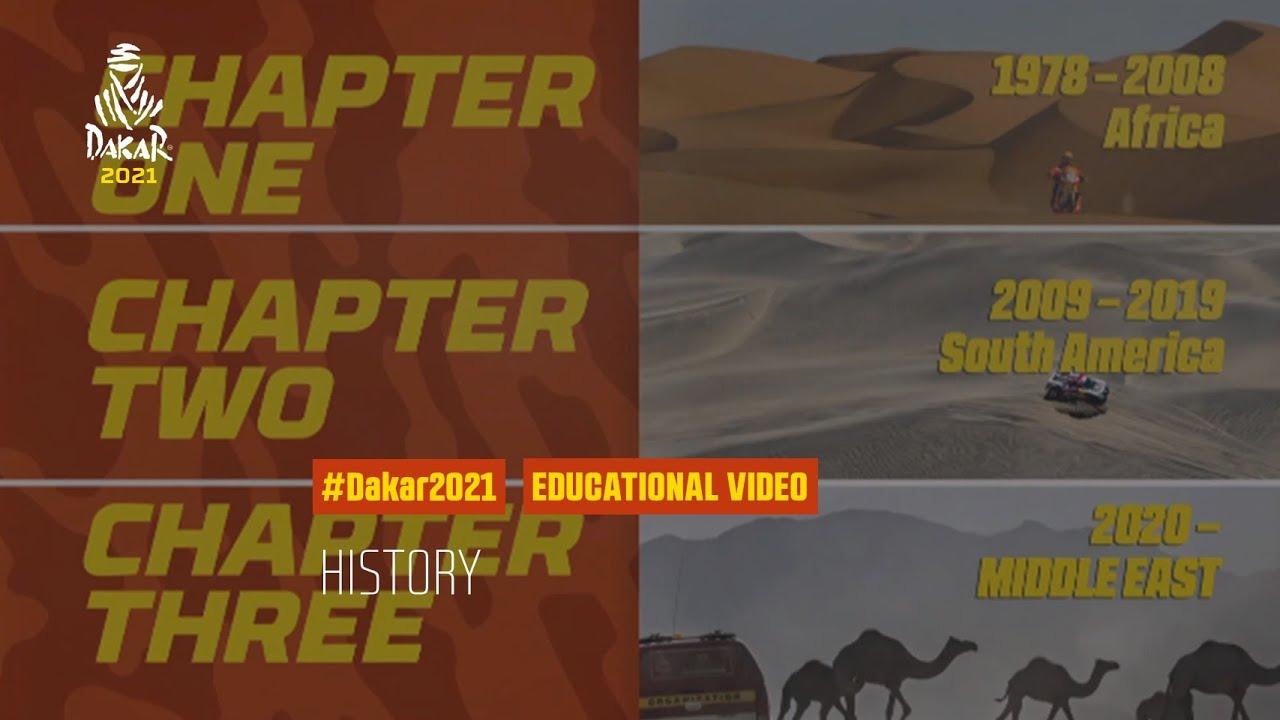 Dakar 2021 - Educational Video - History