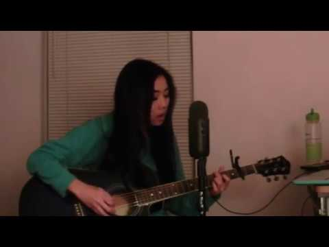 Lipstick Covered Magnet - The Front Bottoms Acoustic Cover | Rosalind Vo