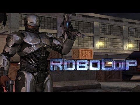 RoboCop™ - Universal - HD (Sneak Peek) Gameplay Trailer