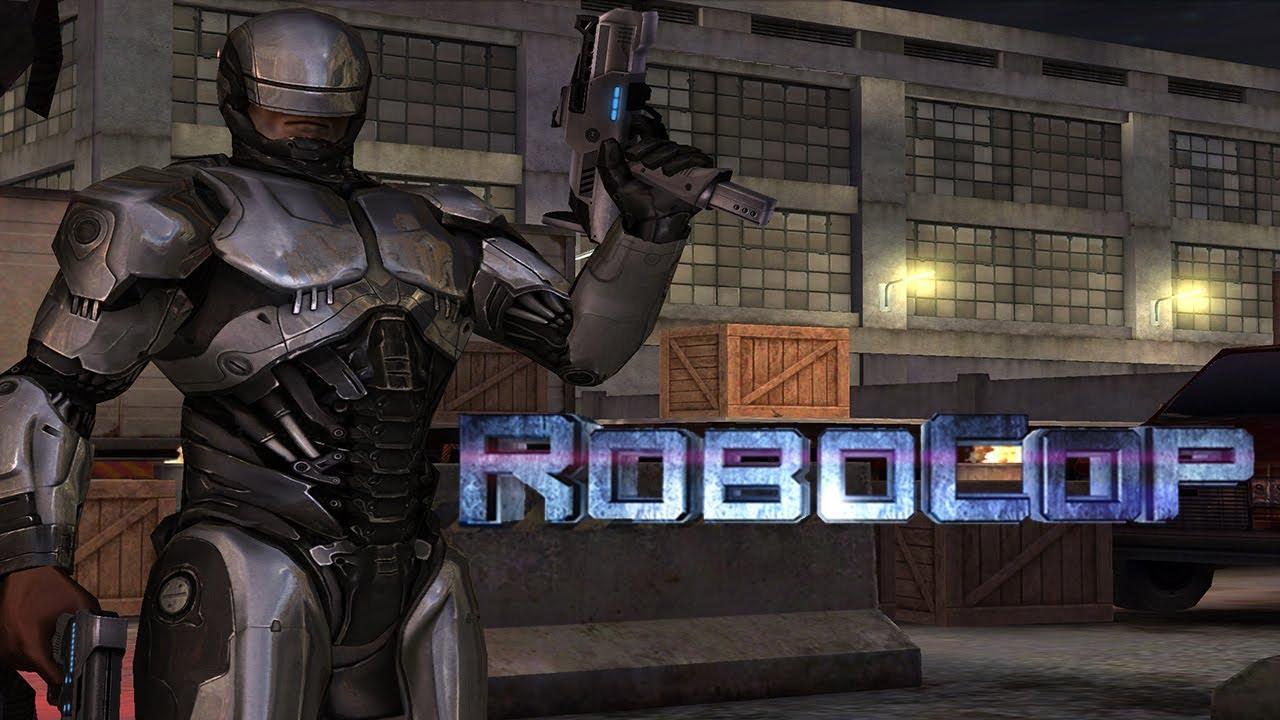 Робокоп игра на андроид мод на деньги