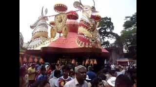 Durga Puja 2015, New Alipore Suruchi Sangha, Kolkata