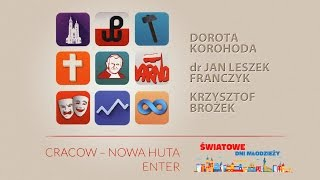 Kraków - Nowa Huta - Enter