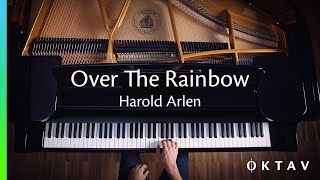 (Somewhere) Over The Rainbow - Harold Arlen (Piano Cover)