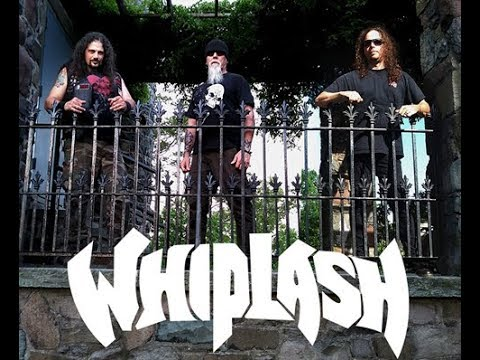 WHIPLASH sign to Metal Blade new album in the making!