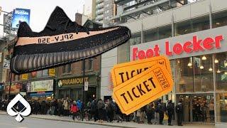 Adidas Yeezy Boost Raffle Hunting In Canada