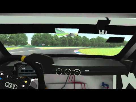 Master Series Assen TT onboard