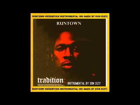 Instrumental: Runtown - Redemption (ReProd by Don Dizy)