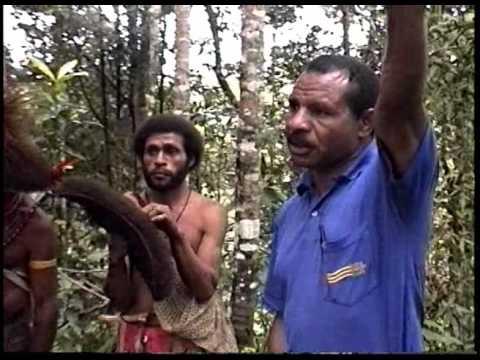 Adventures in Papua New Guinea following the Mt. Hagen Festival in 1995