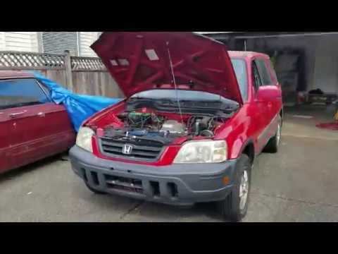 Honda CRV | key stuck in ignition/ shifter problem FIX!!!