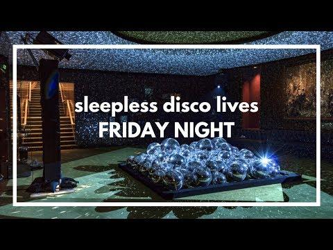 Friday Night Set List #SleeplessDTLA