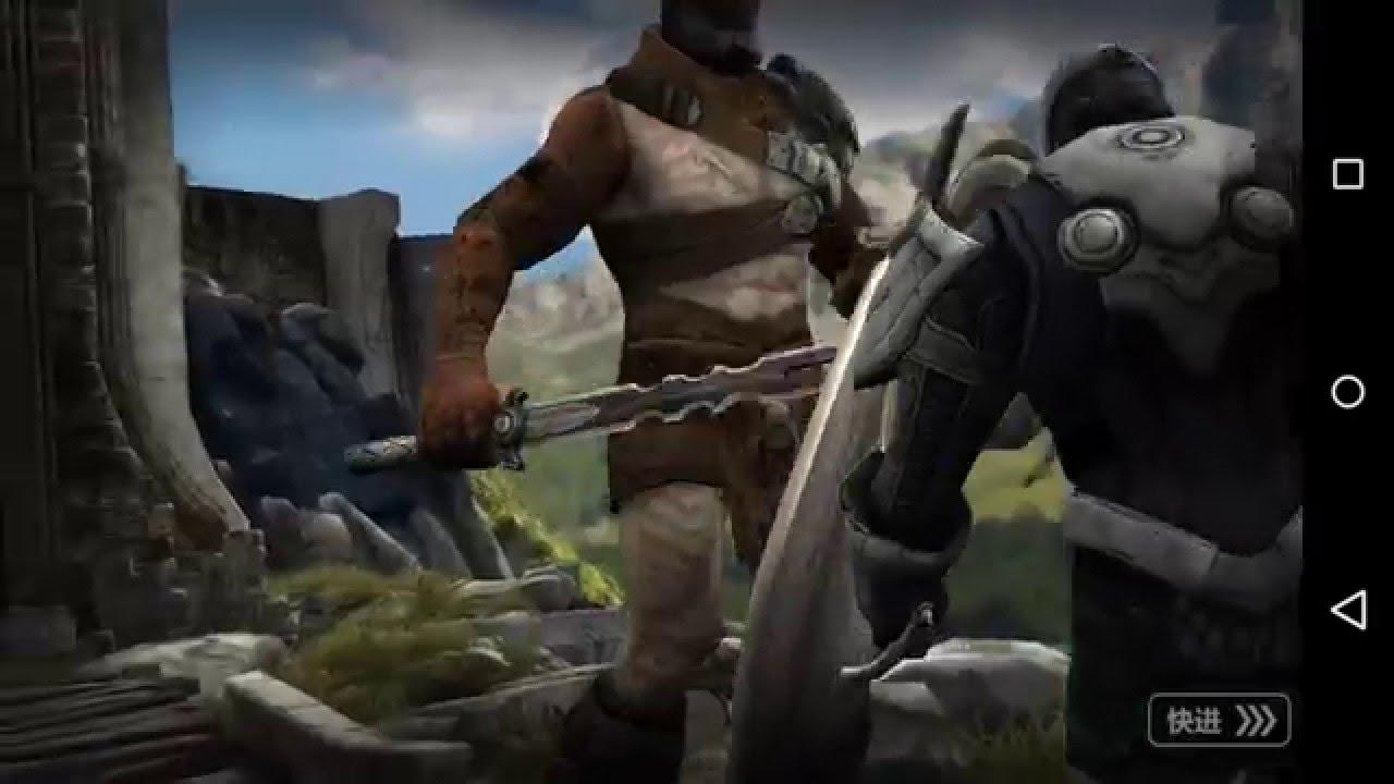 Infinity Blade Saga Android Gameplay