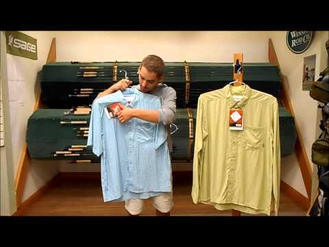 A Review Of The Simms New 2015 Morada Shirt