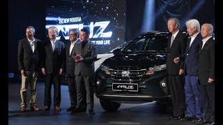 Perodua Aruz SUV nilai terbaik