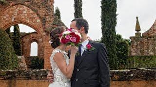 Свадьба в Испании Оскара и Натальи