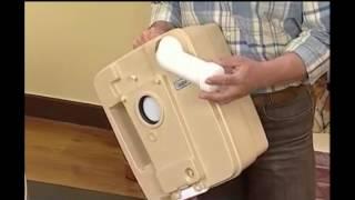 Биотуалет для дома и дачи  Видео обзор