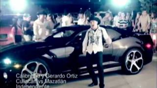 "Calibre 50 Ft. Gerardo Ortiz - Culiacan Vs Mazatlan ""Video Oficial"" HD"