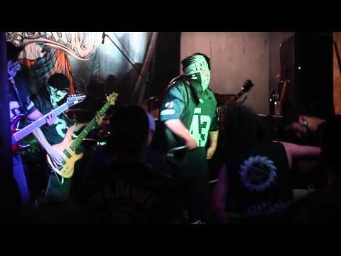 Thell Barrio - Traidores - Live Don Burro Foro Cultural Chihuahua Mx.