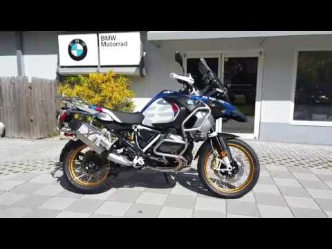 2020 BMW R 1250 GS Adventure in Style HP at Euro Cycles of Tampa Bay