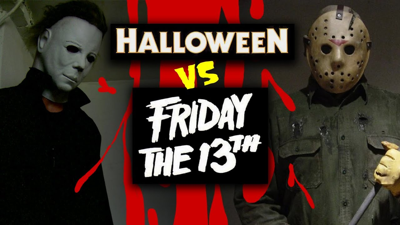 halloween vs friday the 13th movie review youtube