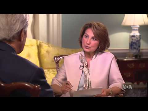 VOA Interview: Kerry Says Iran Nuclear Deal Will Make World Safer