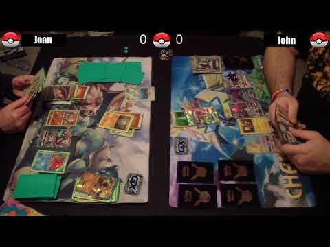 Buzzwole/Lycanroc VS. Zoroark/Golisopod IRL Pokemon TCG Standard Format Match