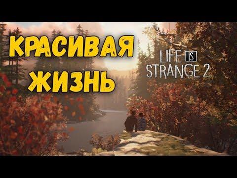 КРАСИВАЯ ЖИЗНЬ В LIFE IS STRANGE 2 EPISODE 1 #2 thumbnail