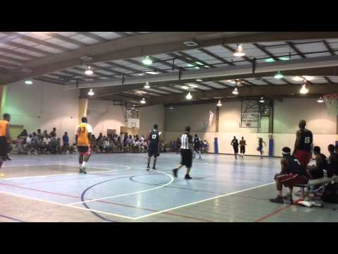 Todd Williams 6th Annual Basketball Tournament Highlights