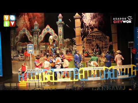 Esta Chirigota Trae Cola Chirigota De Algeciras Carnaval 2019