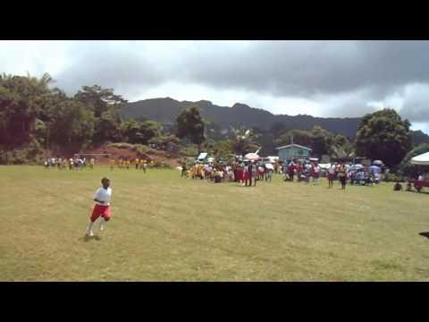 Constantine Methodist School  Sports, Grenada Pt. 3
