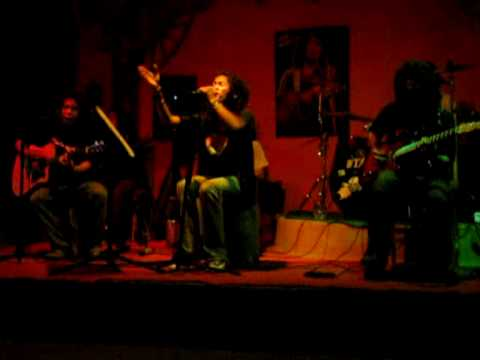 S2B - Buffalo Soldier, Bob Marley cover at Sama Sama, Gili Trawangan Indonesië