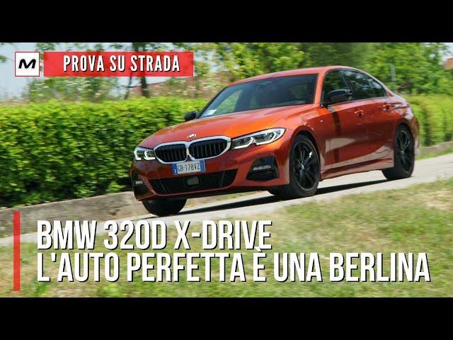 BMW SERIE 3 2021 | Prova su strada dell'auto DEFINITIVA: berlina, diesel, integrale e da 18 km/l