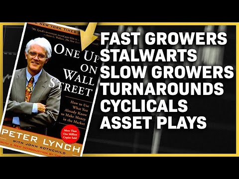Peter Lynch - 6 Stocks Categories Give You Answers When To Buy Or Sell A Stock