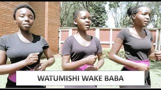 Watumishi Wake Baba | Traditional | St. Paul's Praise & Worship, Uni of Nairobi | Nyimbo za Kwaresma