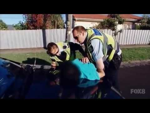 Aussie Highway Patrol Arrest - Real or Fake?