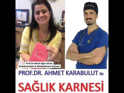 TİROİD HASTALIKLARI VE GUATR (HASTA KILAVUZU) - PROF DR BETÜL UĞUR ALTUN - PROF DR AHMET KARABULUT