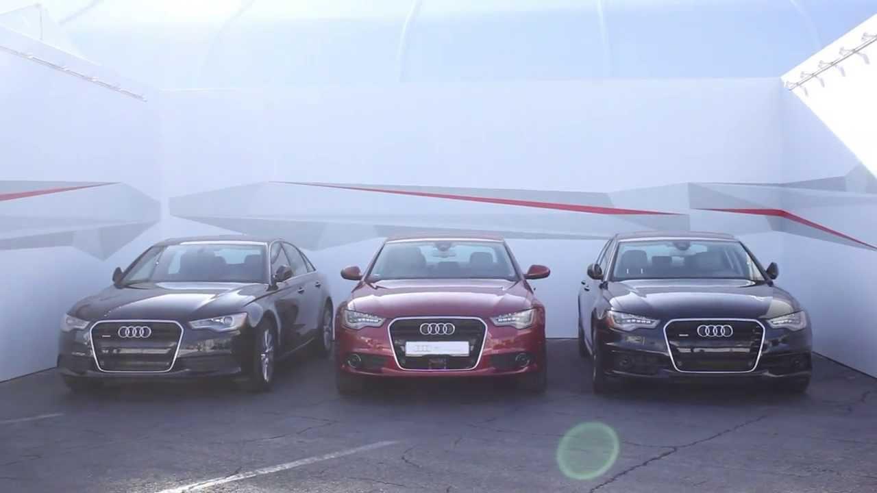 Audi Piloted Parking A Selfparking Selfdriving Car YouTube - Audi self parking