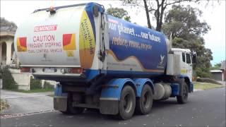 Australian Garbage Trucks