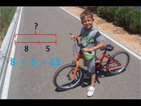 Математика 1 класс - Решение простых задач, подготовка к сложным задачам (2012)