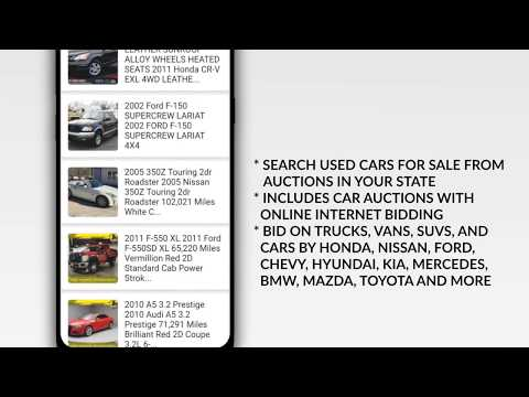 Auto Auctions App Used Cars And Trucks Usa Apps On Google Play