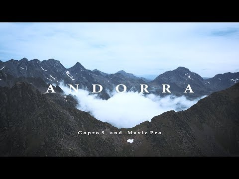 Andorra Travel Film | Gopro Hero 5 + Mavic Pro drone