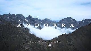 Andorra Travel Film   Gopro Hero 5 + Zhiyun Smooth Q and Mavic Pro