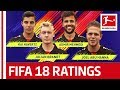 EA SPORTS FIFA 18 - Bayer Leverkusen Players Rate Each Other: Kai Havertz, Julian Brandt & More