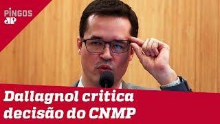 Dallagnol move ação contra Gilmar Mendes
