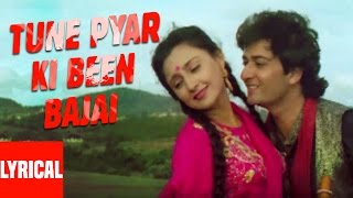 Tune Pyar Ki Been Bajai Lyrical Video | Aayee Milan Ki Raat | Avinash Wadhawan, Shaheen