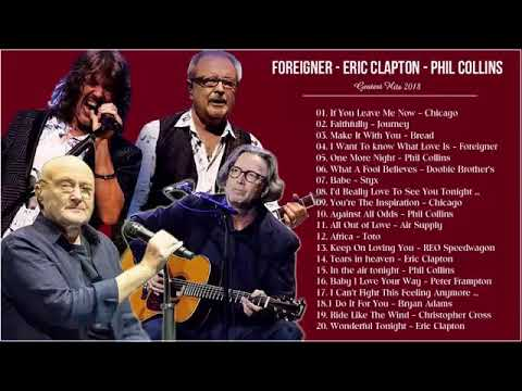 Foreigner, Journey, Chicago, Extreme, Air Supply,Toto Best Songs 2019 Playlist