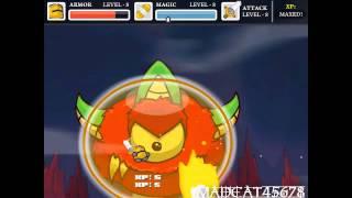Chibi Knight - Final Boss