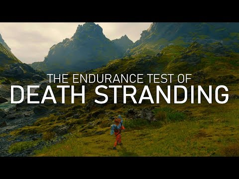 Keep Running Up That Hill: An Analysis Of DEATH STRANDING (Spoilers)