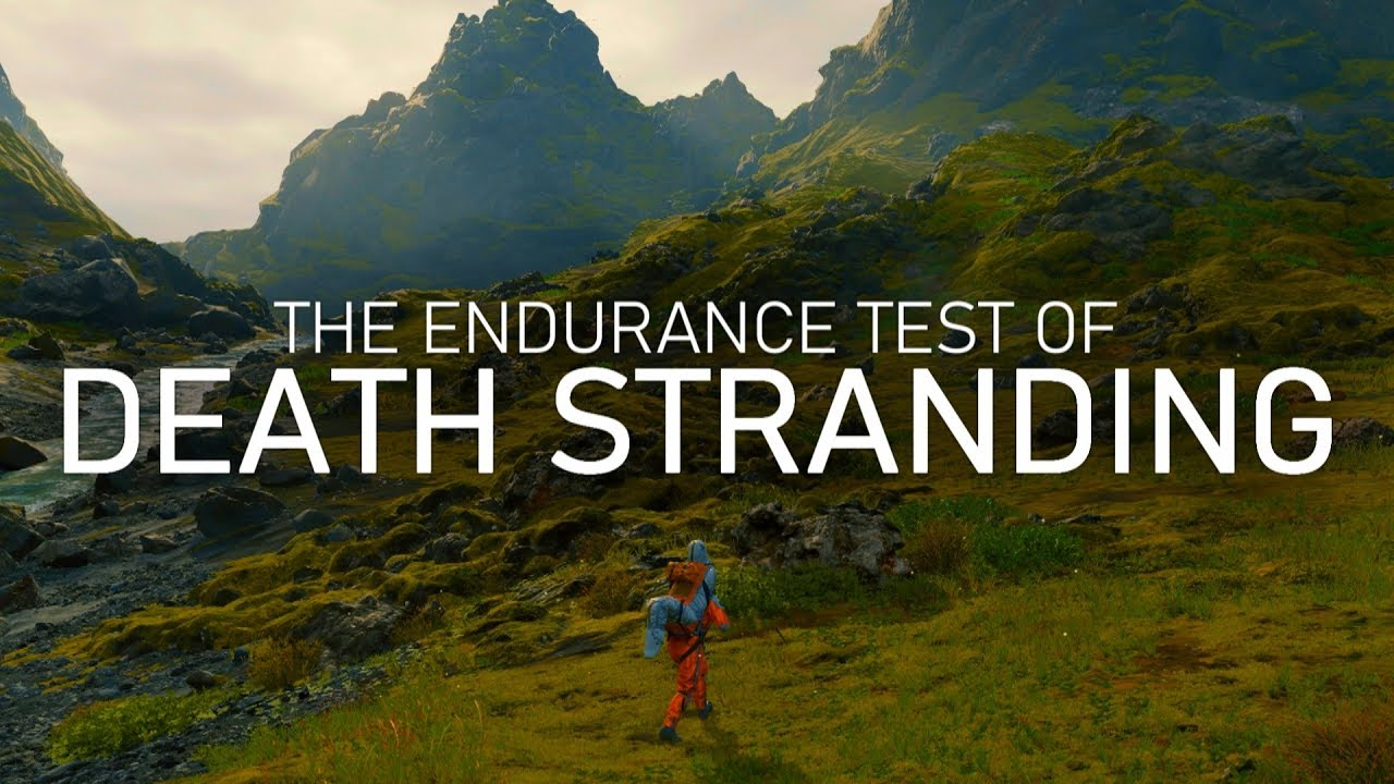 Keep Running Up That Hill: An Analysis of DEATH STRANDING (Spoilers) thumbnail