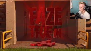 "Tfue Reacts to FaZe Tfue Fortnite Montage: ""Friends"""