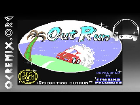 OC ReMix #5: OutRun 'Instant' [Magical Sound Shower] by Instant Remedy